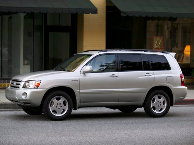 Beautiful 2004 Toyota Highlander V6 In La Crosse, WI   Dahl Mazda